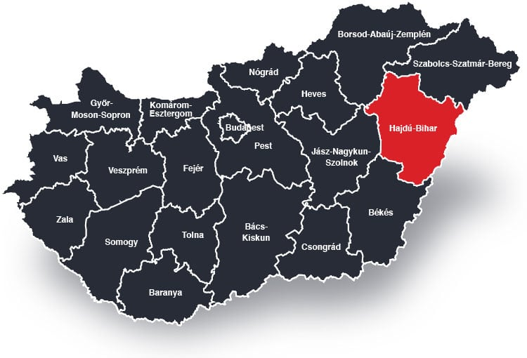 Debrecen és Hajdú-Bihar Megye – Biztonsági ajtó beépítéssel