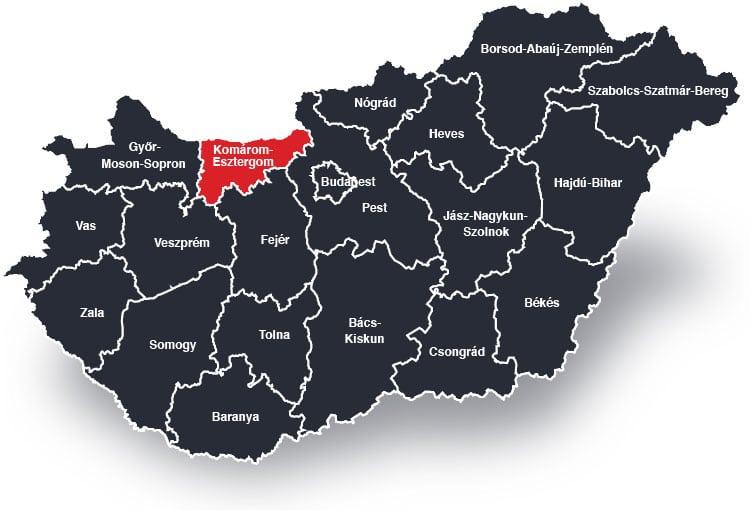 Tatabányaés Komárom-Esztergom Megye – Biztonsági ajtó beépítéssel