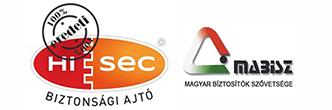 HiSec MABISZ termékmegfelelősségi ajánlás