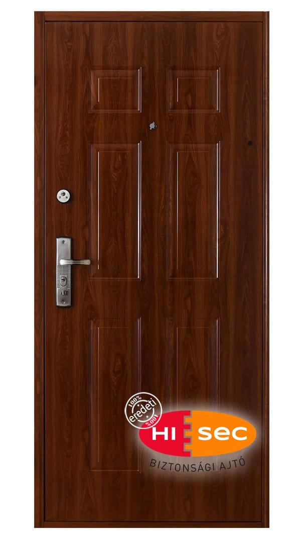 Acél bejárati ajtó