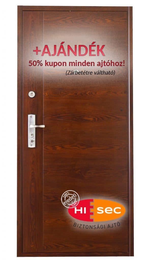 mogyoro-barna-matt-modern-megjelenesu-hisec-acel-biztonsagi-ajto-akcio-kupon