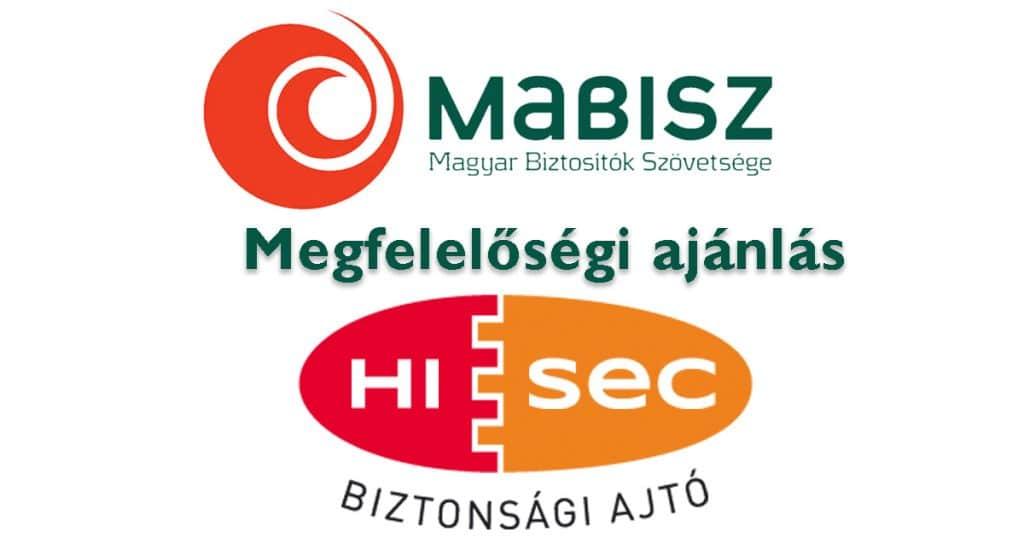 Hisec-Mabisz minősítés